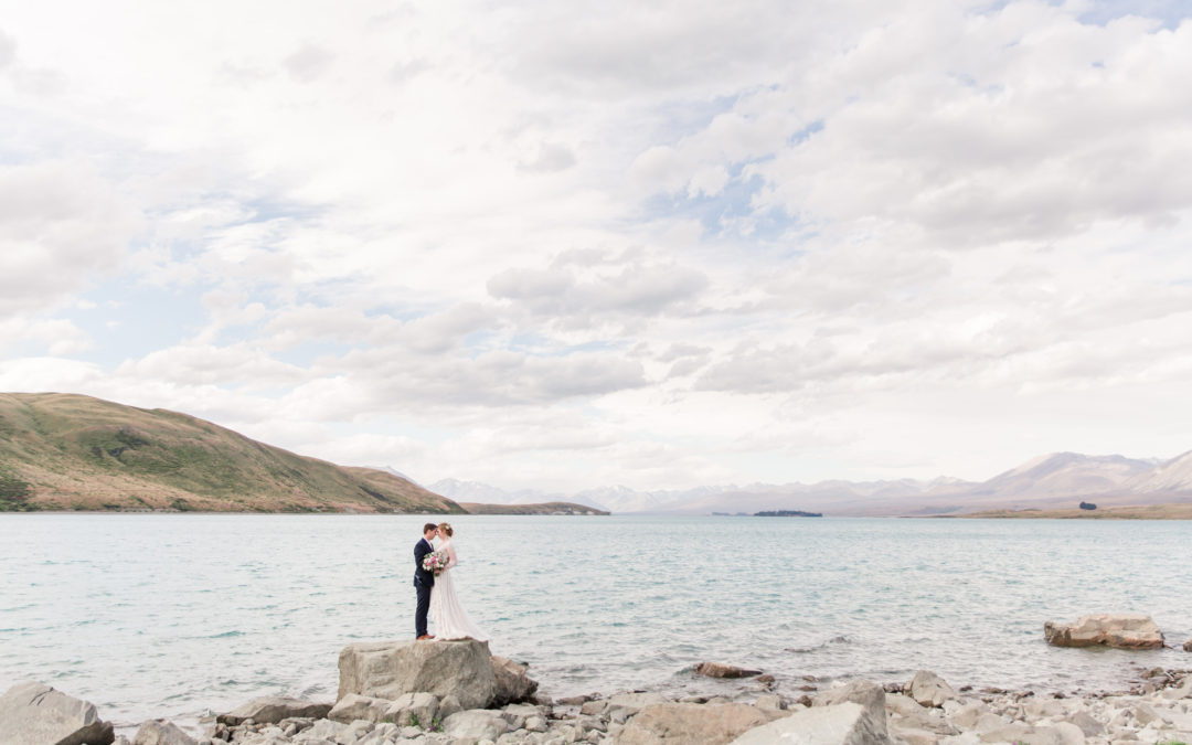 Nic & Capri – Tekapo Wedding