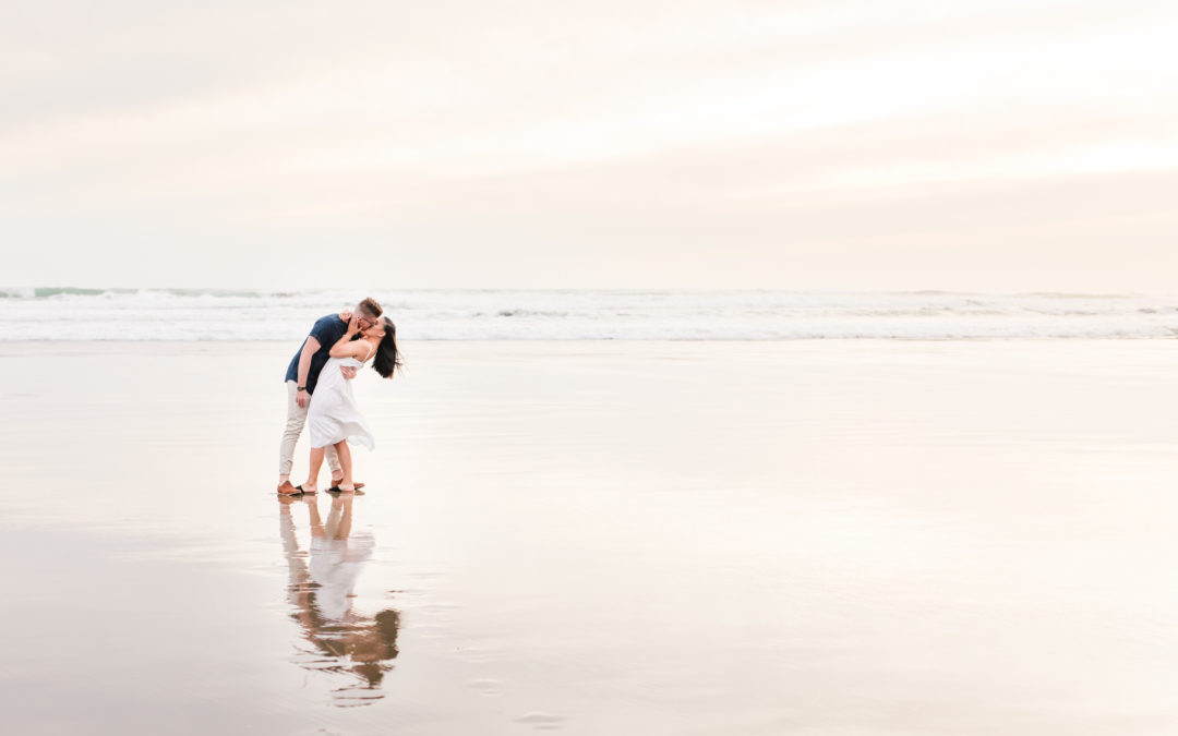 Rayner & Elliot – Piha Couple Mini Session