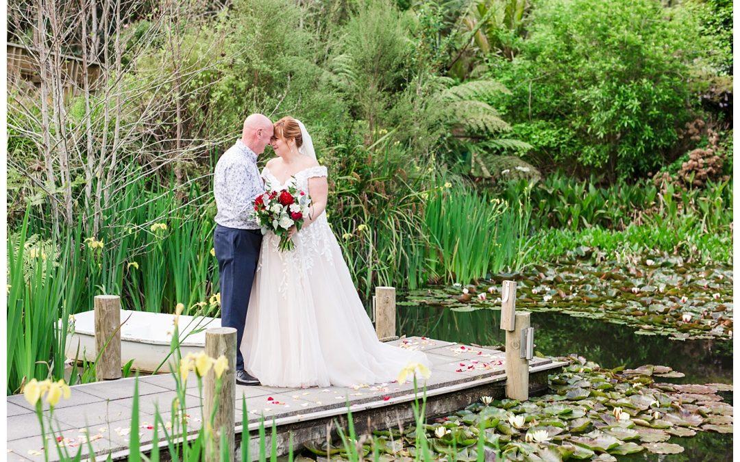 Catherine & Peter's Bridgewater Estate Wedding