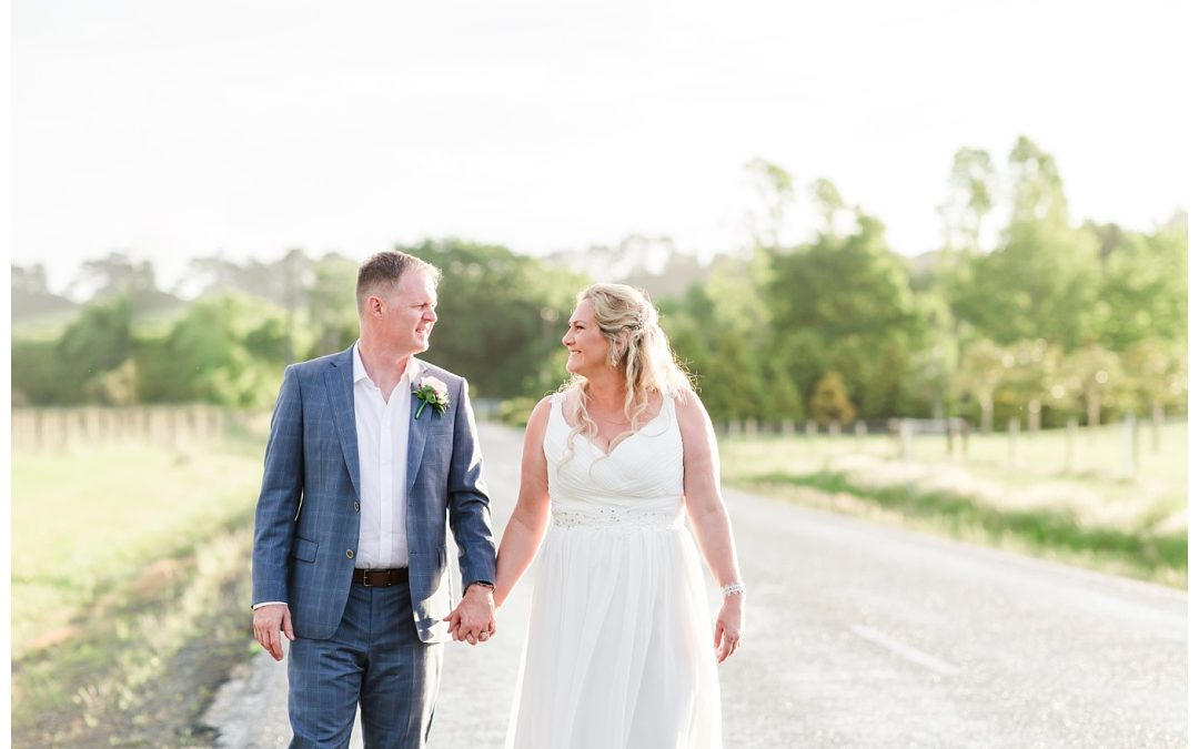 Lynette & Richard- Kumeu Valley Estate Wedding